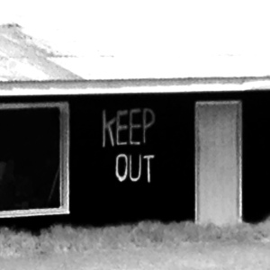 Keep Out-hort
