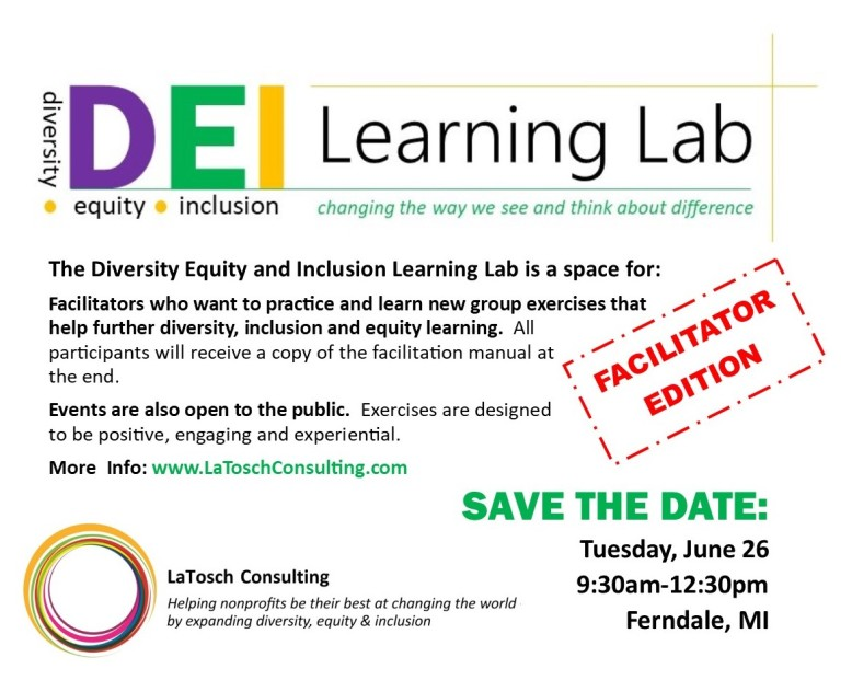 DEI Learning Lab Save-the-Date 6-26-18